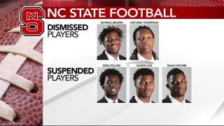 Jeff Gravley breaks down impact of NC State suspensions