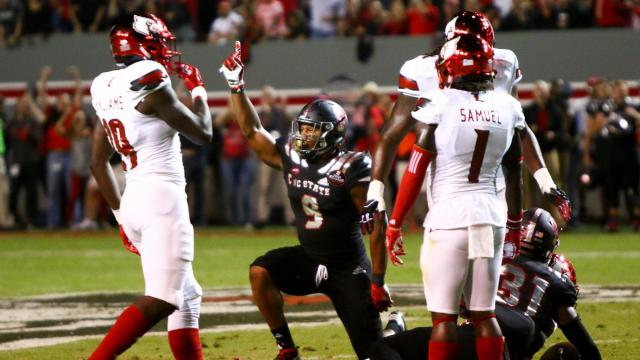 2018 nfl draft wralsportsfan no 24 nc state upsets no 17 louisville 39 25 fandeluxe Image collections