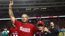 No. 24 NC State upsets No. 17 Louisville 39-25