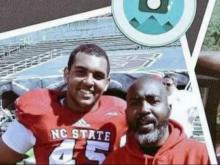 NC State to honor teammate Roseboro's father
