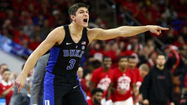 What Mike Krzyzewski said after No. 7 Duke's blowout win at Pitt