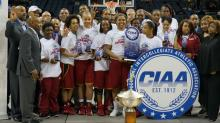 IMAGES: Slideshow: Shaw women celebrate fourth consecutive CIAA title