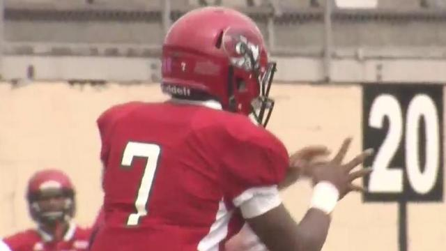 Highlights Shaw Downs Winston Salem State 26 21 On Homecoming