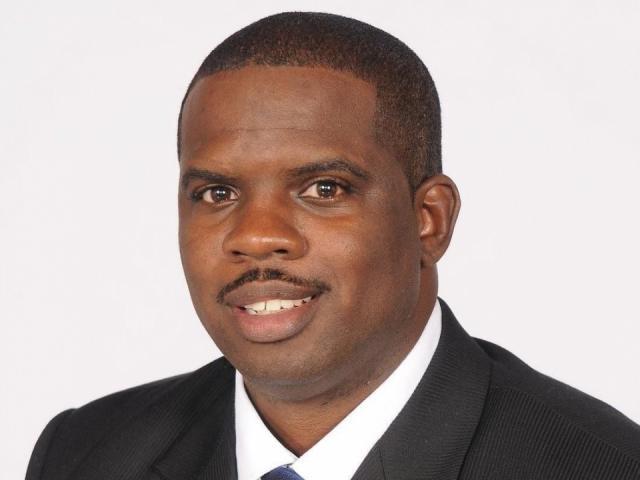Saint Augustine's University basketball coach MarQus Johnson