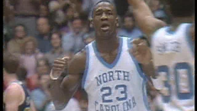 From the Vault: Michael Jordan at UNC