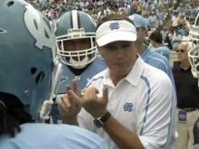UNC self-reports academic infractions