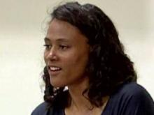 Marion Jones on 'Right Track' with new book