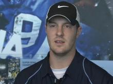 Extended interview:  T.J. Yates