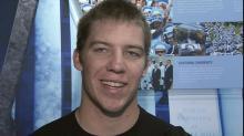 UNC quarterback Bryn Renner