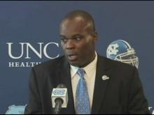 07/29: New coach will focus on well-rounded athletes