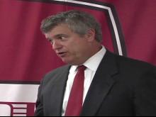 UNC targeting South Carolina AD Eric Hyman