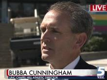 10/14: Bubba Cunningham talks about his name