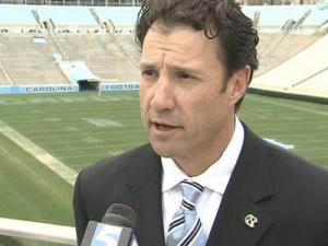 Gravley one-on-one with Larry Fedora