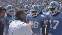 IMAGES: UNC walk-ons filling key offensive roles