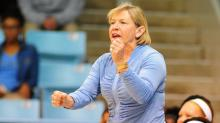 IMAGES: UNC's Hatchell has win No. 900 in crosshairs