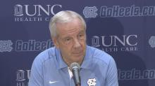 Roy Williams Pre-Maryland