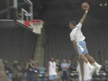 Heels look to three for advantage over 'Nova