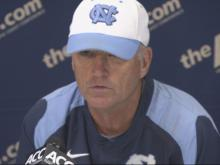 Postgame: Fox, UNC players after win over Miami