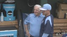 IMAGE: Pastor with UNC ties makes special trip to Omaha
