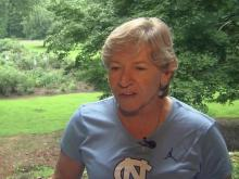 UNC coach grows support for cancer research