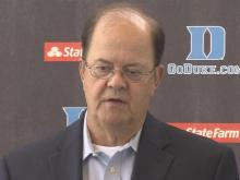 Cutcliffe: We anticipate playing a lot of guys