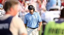 IMAGE: Tudor: UNC offense, Fedora fail to capitalize on Clowney's struggles