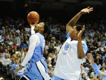The University of North Carolina basketball team welcomed their fans to a new season Friday night with dancing, dunks and a scrimmage at the annual Late Night with Roy event.