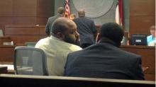 IMAGES: Party promoter linked to UNC's Hairston pleads not guility