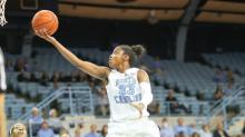 IMAGE: UNC's DeShields growing accustomed to the spotlight