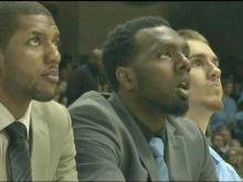 UNC fans mixed on Hairston's suspension