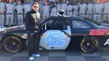 IMAGE: Tar Heels spend Christmas in Charlotte