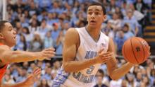 IMAGE: Game Blog: UNC takes 80-61 win over Clemson