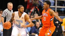 IMAGES: UNC takes 80-61 win over Clemson
