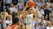 IMAGE: UNC players: Snowstorm wasn't a horrible thing