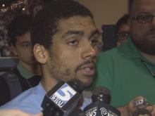 McAdoo: Taking it upon myself to step up