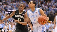 UNC takes ninth win in a row over Wake Forest, 105-72