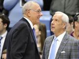 UNC gets sloppy win over Syracuse, 93-83