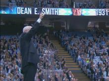 Gravley: Dean Smith reunites Carolina family once again