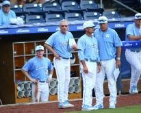 UNC outlasts Virginia Tech 5-3 to advance at ACC tournament
