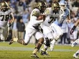 UNC dominates Wake Forest, 50-14