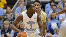UNC pulls away to beat Wofford 78-58