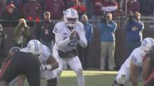 Fialko: UNC punches ticket to Charlotte; ruins Beamer's home finale