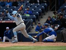 Baseball: UNC vs Duke (March 19, 2016)