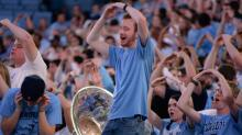 IMAGES: At home in Chapel Hill, fans feel championship vibe