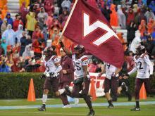 UNC hosts Virginia Tech in clash of ranked teams