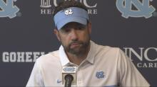 Larry Fedora Pic-Post NCSU