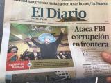El Diario El Paso Larry Fedora