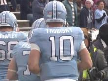 Fialko: Bowl game behind him, UNC's Trubisky to ponder NFL future