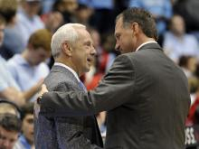 The No. 14 North Carolina Tar Heels (13-3, 1-1 ACC) hosted the NC State Wolfpack (12-3, 1-1 ACC) Sunday, Jan. 8 after winter weather and poor road games caused the game to be postponed from Saturday night.