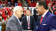 IMAGES: Images: No. 10 Tar Heels top Wolfpack 97-73